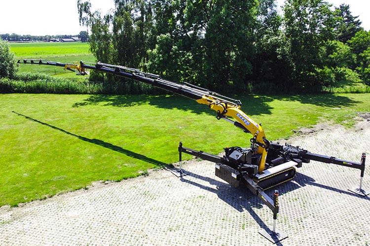 Bg Lift CWE525 Minikran